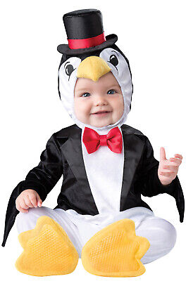 Brand New Animal Playful Penguin Baby Infant Costume - Baby Penguin Costume