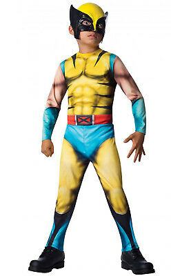 Brand New X-men Logan Wolverine Child Costume](Wolverine Child Costume)