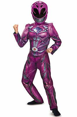 Baby Pink Power Ranger Costume (2017 Pink Power Ranger Deluxe Child)