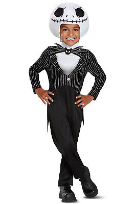 Nightmare Before Christmas Jack Skellington Classic Infant/Toddler Costume