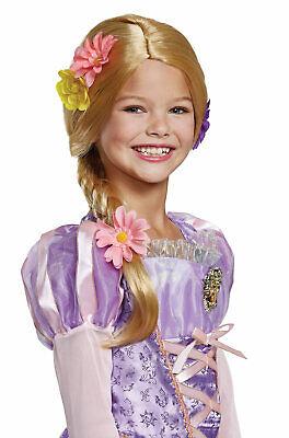 Brand New Disney Tangled Rapunzel Deluxe Child Wig](Childrens Rapunzel Wig)