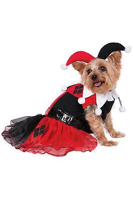 Harley Quinn Pet Dog Costume - Harley Quinn Hunde Kostüm