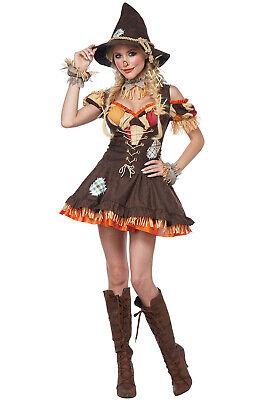 Brand New Sassy Scarecrow Women Adult