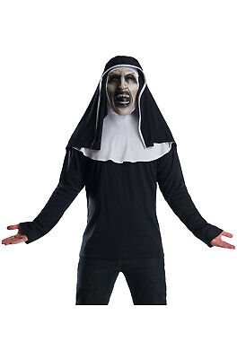 Top Scary Costumes (The Nun Movie Adult Scary Halloween Costume)