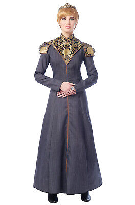 Queen of Kingdoms Game of Thrones Cersei Lannister Inspired Adult - Cersei Kostüm