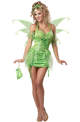 Tinkerbell Adult Costumes (Brand New Sexy Tinkerbell Fairy Adult)