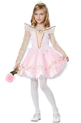 Sleeping Beauty Princess Aurora Deluxe Child Costume (Baby Sleeping Beauty Costume)