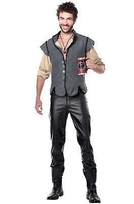 John Smith Costume (Brand New Renaissance Man Captain John Smith Adult)