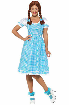 Kansas Country Girl Dorothy Wizard of Oz Inspired Adult Costume - Dorothy Costume Adult