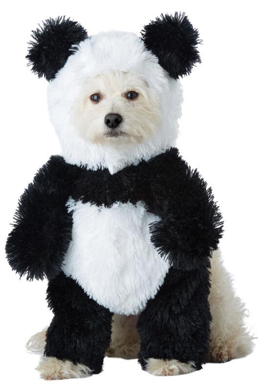 Panda Bear Pooch Pet Dog Costume