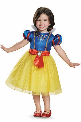Brand New Disney Princess Snow White Classic Toddler - Toddler Snow White Costume