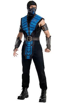 Mortal Kombat Sub-Zero Adult Costume - Subzero Costume
