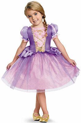 Brand New Disney Princess Rapunzel Classic Toddler Costume - Disney Princess Costumes Toddler
