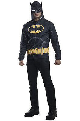 Adult Batman Hoodie (Batman Hoodie Adult Costume)