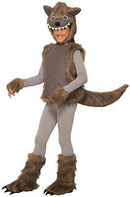 Wee Wolf Child Costume (Medium)