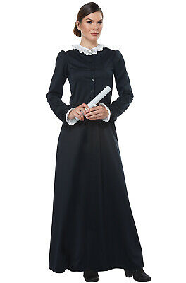 nthony/Harriet Tubman Womens History Adult Costume (Anthony Kostüm)