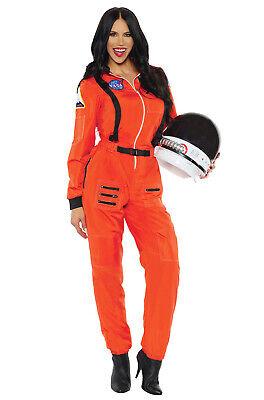 Female Astronaut Costume (Brand New Female Astronaut Adult Costume)