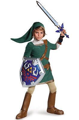 Kid Link Costume (The Legend of Zelda Link Prestige Child)