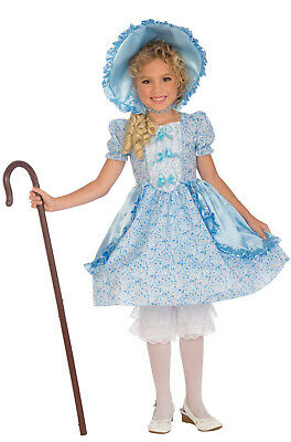 Brand New Storybook Little Bo Peep Child Costume (M) (Little Bo Peep Costume)