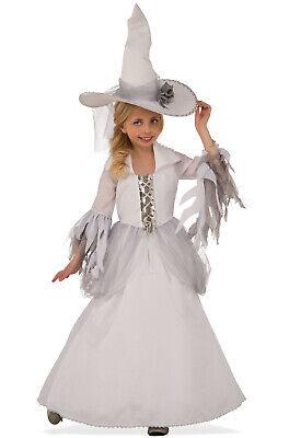 White Witch Costume Kids (Brand New White Witch Child)