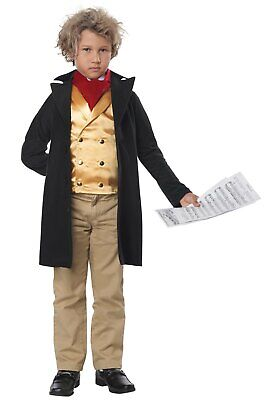 Famous Composer/Beethoven - Child's Unisex Costume