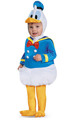 Brand New Disney Donald Duck Prestige Infant Costume - Duck Baby Costume