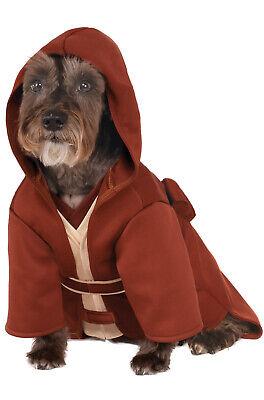 Brand New Star Wars Jedi Robe Pet Dog Costume
