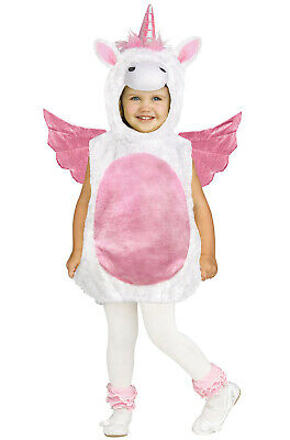 Winged Magical Unicorn Fairy Tale Infant/Toddler Costume