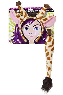 Brand New Giraffe Animal Costume - Giraffe Kostüm Kit