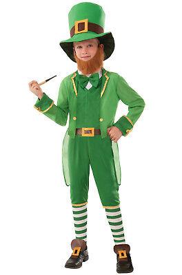 Little Irish Leprechaun St. Patricks Day Child Costume Large (Saint Costumes)