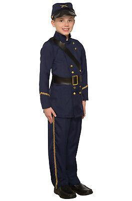 Civil War Soldier Costume (Brand New Civil War Union Soldier Child Costume)