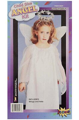 Make Angel Wings Costume (Brand New Heavenly Angel Wings Child Costume)