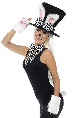 Alice In Wonderland Costume Party (Brand New Alice in Wonderland Tea Party March Hare Costume)