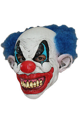 Puddles the Clown Adult Full Mask - Puddles The Clown