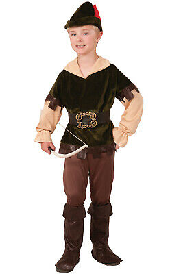 Woodsman Costume (Robin Hood Archer Woodsman Child Costume)