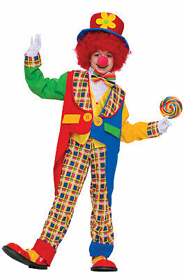 Clown on the Town Child Costume (XL)](The Town Costumes)