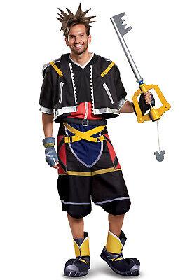 Brand New Kingdom Hearts Sora Deluxe Tween/Adult Costume ()