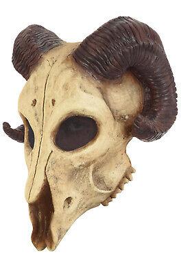 Ram Skull Mask (Ram Skull Adult Mask)