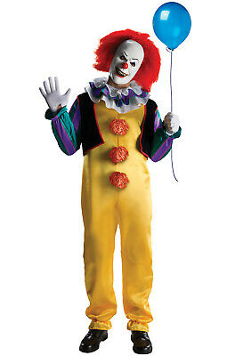 Deluxe Pennywise Horror Clown Adult Costume
