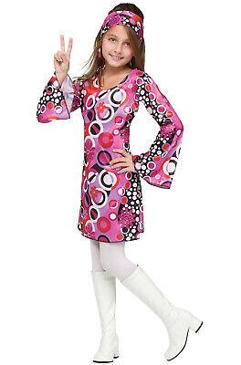 Brand New Disco Feelin' Groovy Child Halloween Costume - Kids Disco Costume