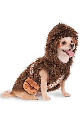 Chewbacca Star Wars Dog Pet Costume/Jacket Size Medium Brand NEW! (Chewbacca Dog Costume)