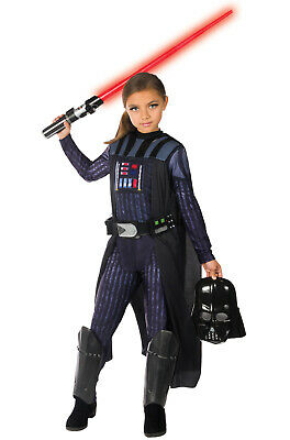 Star Wars Darth Vader Girl Child Costume