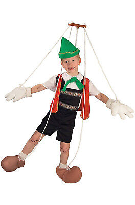 Brand New Pinocchio Puppet Child - Baby Pinocchio Costume