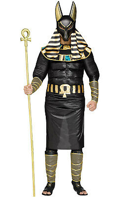 Egyptian Pharoah Costume (Egyptian Ancient God Pharoah Anubis Plus)