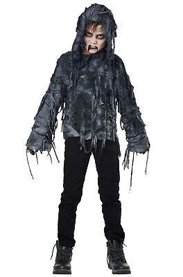 Zombie Hoodie Child Scary Halloween Costume (Halloween Costume Zombie Baby)