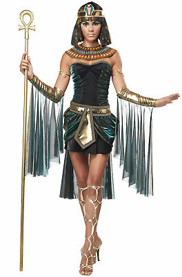 Brand New Sexy Egyptian Goddess Princess Cleopatra Adult - Cleopatra Adult Costume