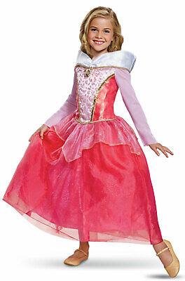 Disney Sleeping Beauty Costume (2018 Disney Aurora Sleeping Beauty Deluxe Child)