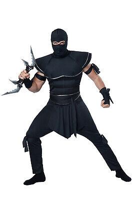 Brand New Japanese Stealth Ninja Adult Costume](Ninja Stealth Costume)