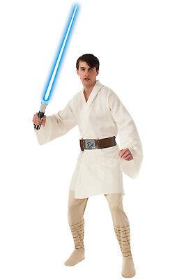 Brand New Star Wars Deluxe Luke Skywalker Adult Halloween Costume](Deluxe Luke Skywalker Costume)