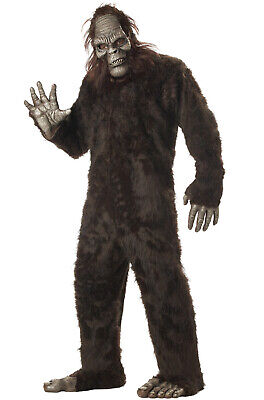Brand New Big Foot Sasquatch Adult Halloween - Bigfoot Halloween Kostüme